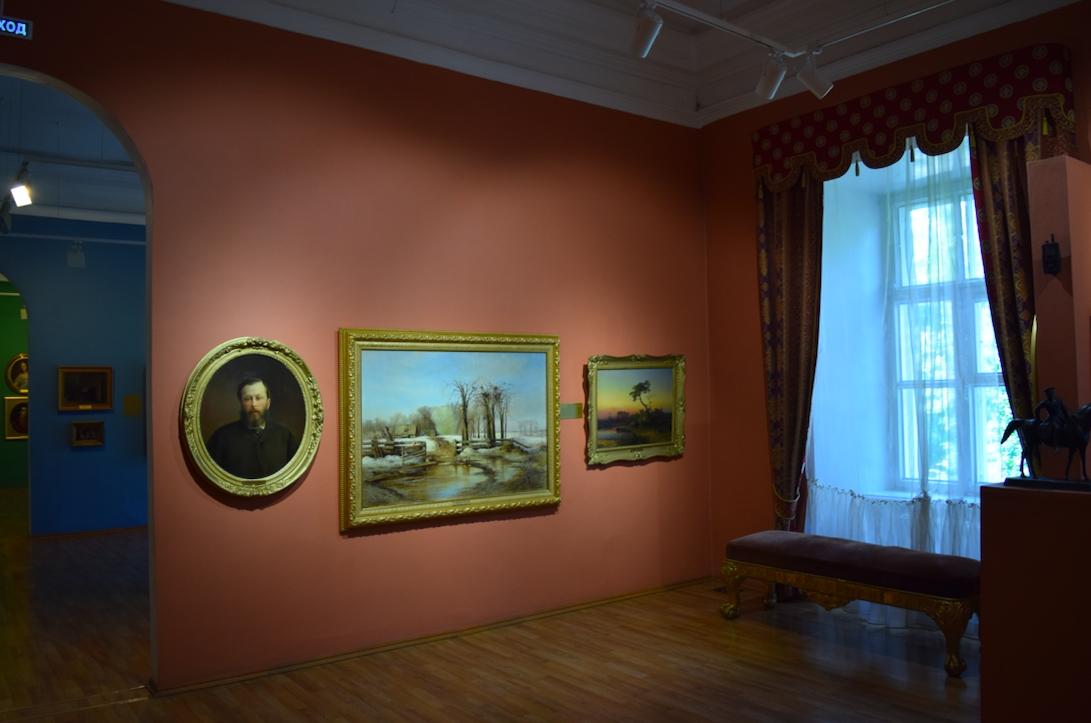 Светодиодное освещение Владимиро-Суздальский Музей заповедник