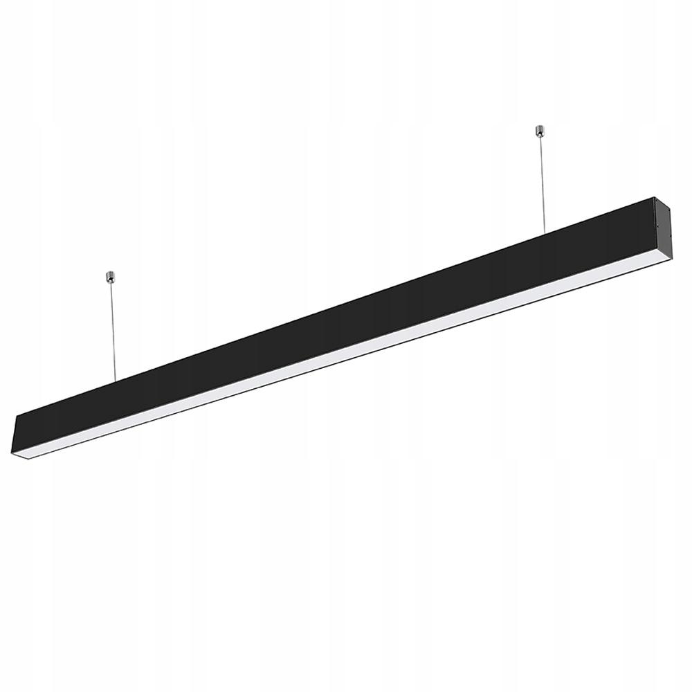 Светодиодное освещение Черные светодиодные линейные светильники